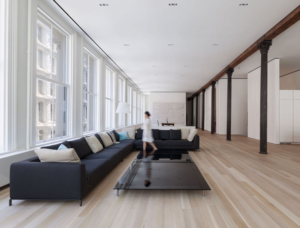 Andrew berman architect project soho loft for Loft soho new york