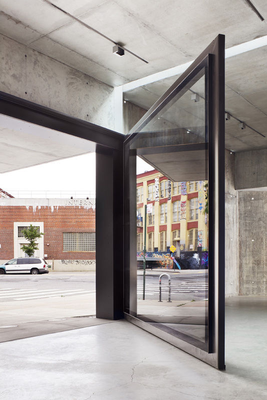 Andrew Berman Architect — Project — MoMA PS1 Entrance Building