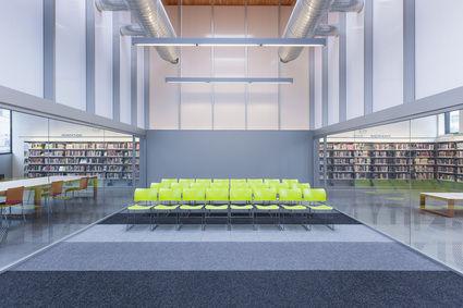 Stapleton Interiordesignawards 425 Xxx Q80 Library Wins Interior Design Honor Award